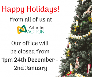 Office Christmas Closure