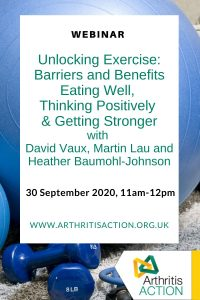 Webinar - Unlocking Exercise: Barriers and Benefits